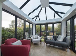 Glass Conservatory Roofs North Yorkshire