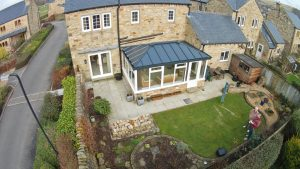Solid Conservatory Roofs North Yorkshire